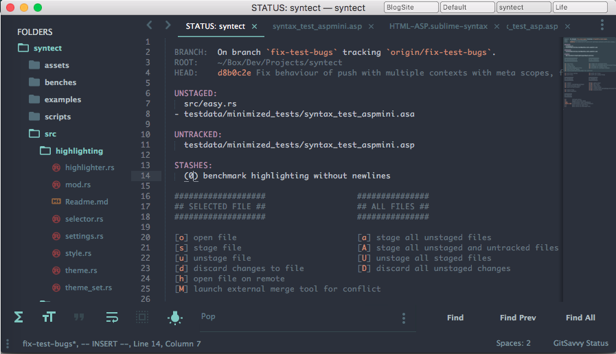 My Text Editor Journey: Vim, Spacemacs, Atom and Sublime Text